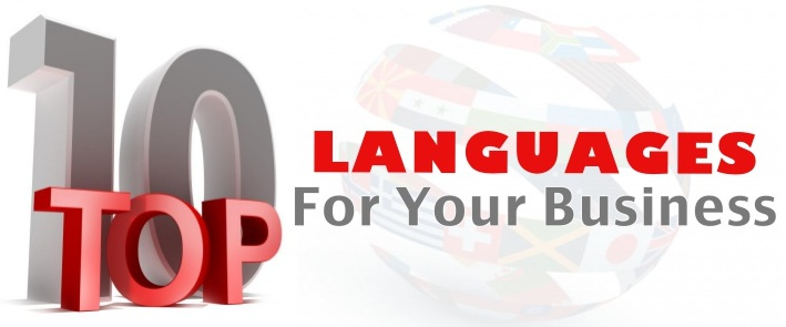 Top 10 Languages for your Business