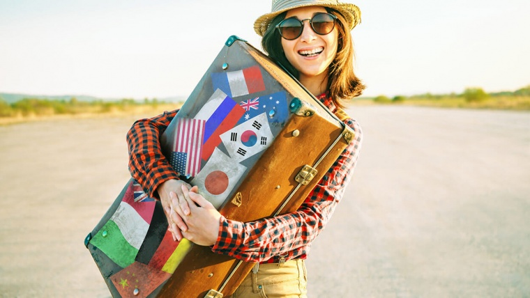 The Great Benefits of Travelling Around the World